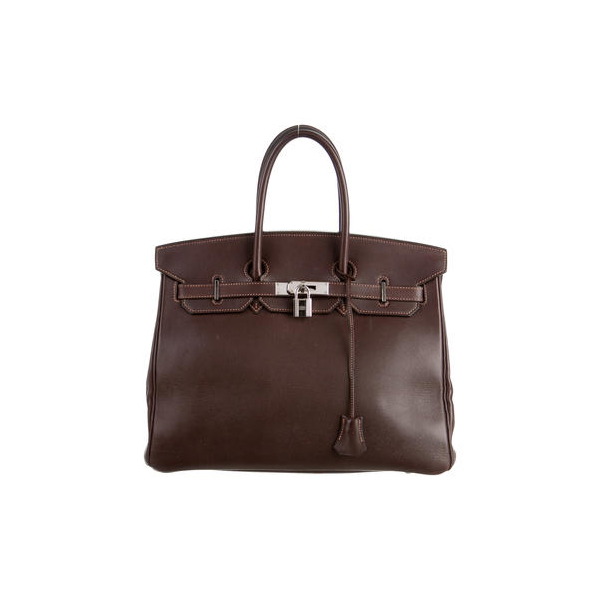 Cheap Hermes Women Havane SWIFT BIRKIN 35 Online