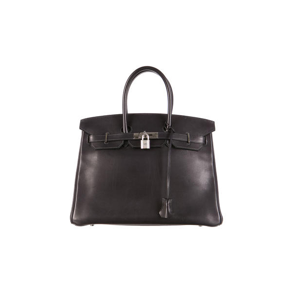 Cheap Hermes Women Ink Evergrain BIRKIN 35 Online