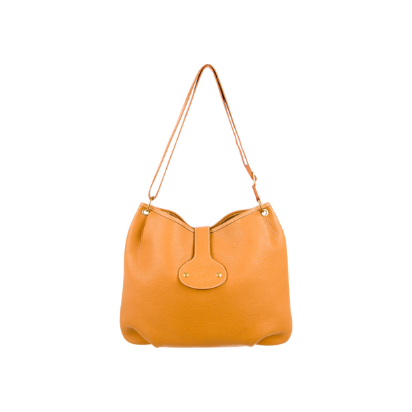 Cheap Hermes Women Brown DUC CARRIAGE HOBO Online