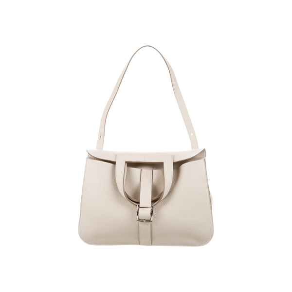 Cheap Hermes Women Neutrals CLEMENCE HALZAN BAG Online