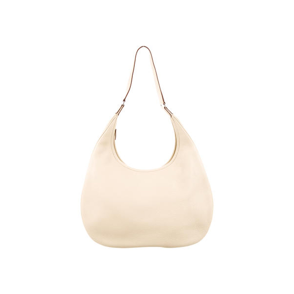 Cheap Hermes Women Neutrals GAO HOBO Online
