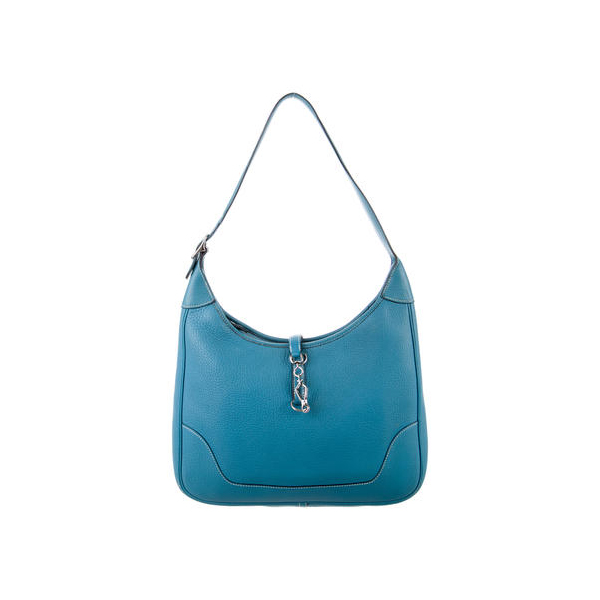 Cheap Hermes Women Blue TRIM II 31 Online