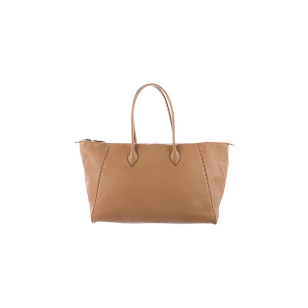 Cheap Hermes Women Camel PARIS BOMBAY 40 Online