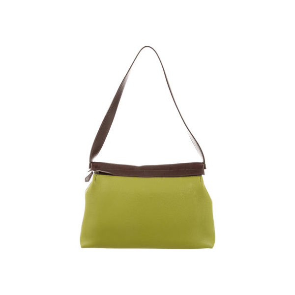 Cheap Hermes Women Vert TOGO YEOH BAG Online