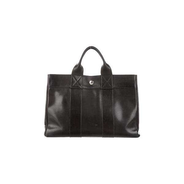 Cheap Hermes Women Black SWIFT FOURRE TOUT PM Online
